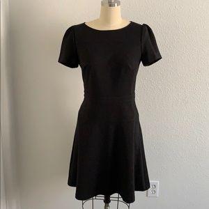 LOFT perfect black dress sz 8